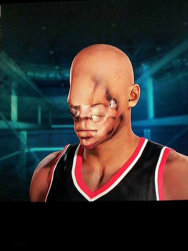 nba 2k15 face scan bug 4