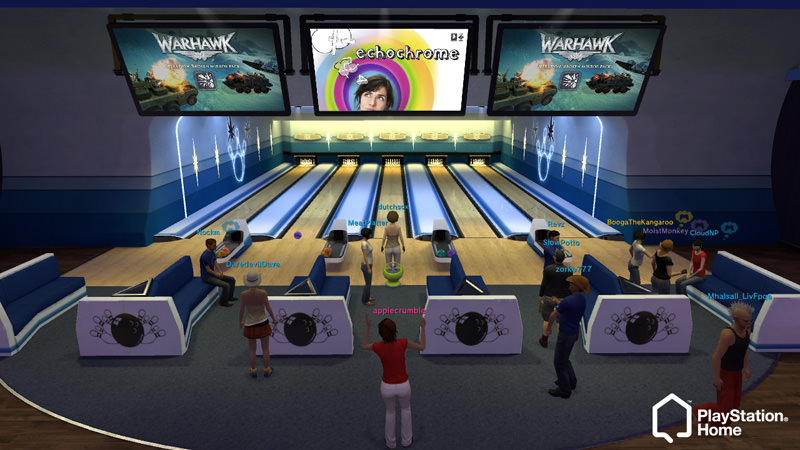 PlayStation Home 2