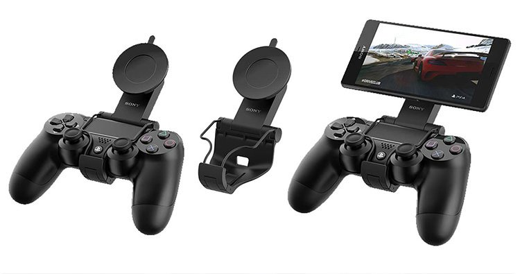 Dualshock 4 Controller with Xperia Z3