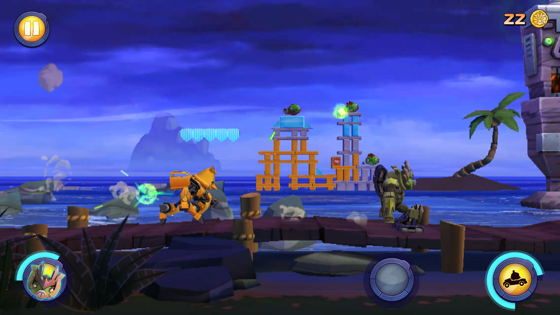 angrybirds transformers 1