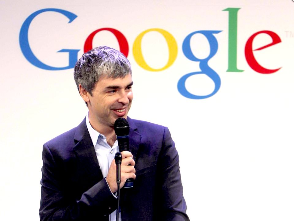 larry page quoto