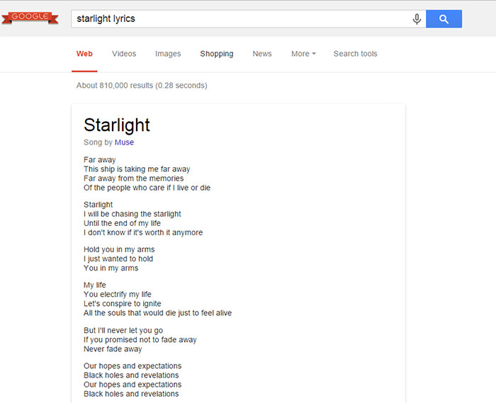 google-lyrics-muse