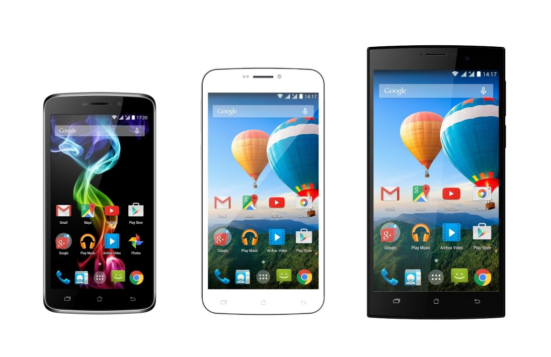 Archos-shows-new-budget-Android-smartphones-with-big-displays-at-MWC-2015