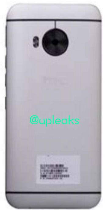 HTC-One-M9-Plus--HTC-Desire-A55-leaked-images 3
