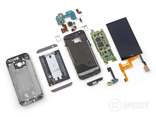 htc-one-m8-teardown
