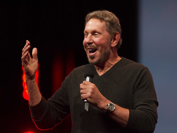 2-larry-ellison-is-the-cofounder-and-former-ceo-of-oracle