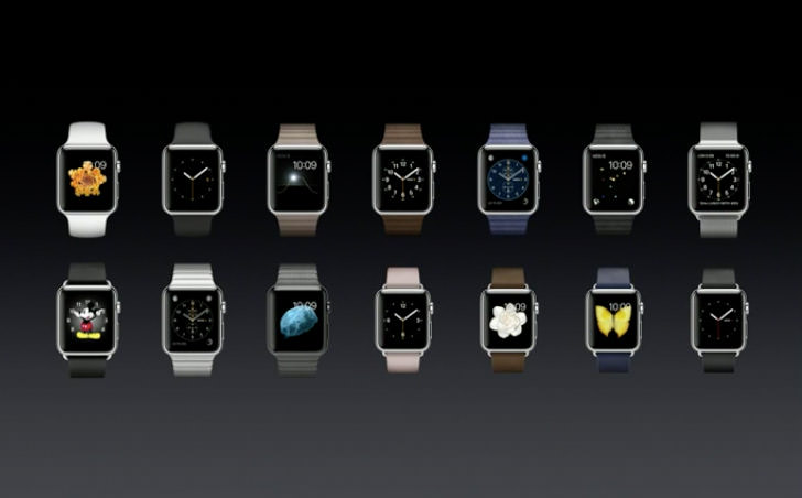 انواع Apple Watch