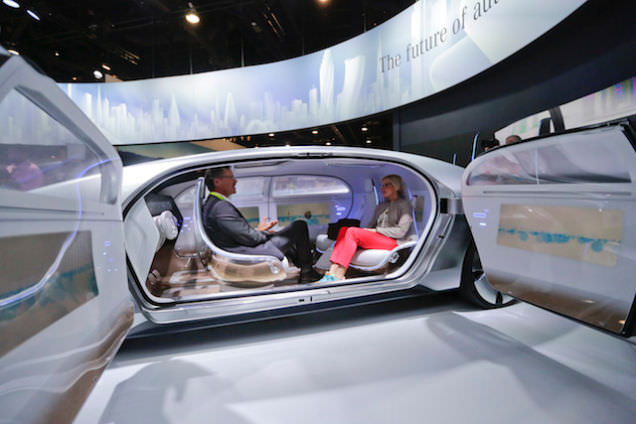 automated vehicles