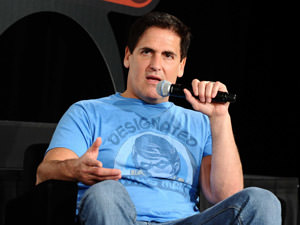 mark cuban have fun