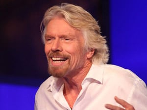 richard branson listen more than you talk
