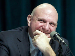 steve ballmer go all in