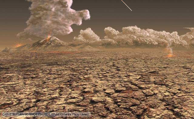 permian-triassic extinction event 1