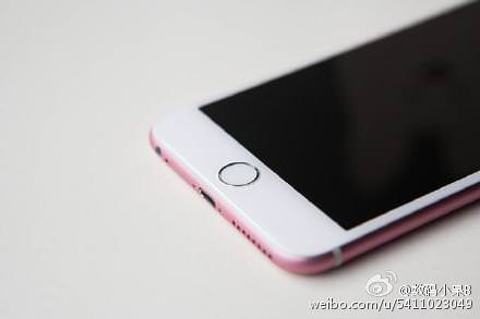 Pink iPhone 6s incoming Heres what it might look like 3