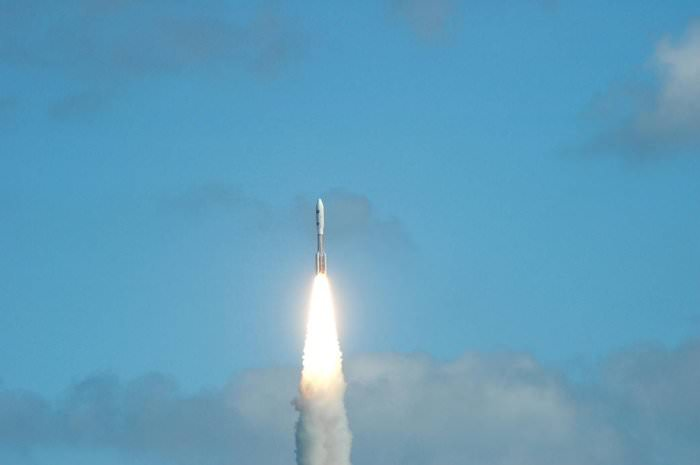 new horizons launch