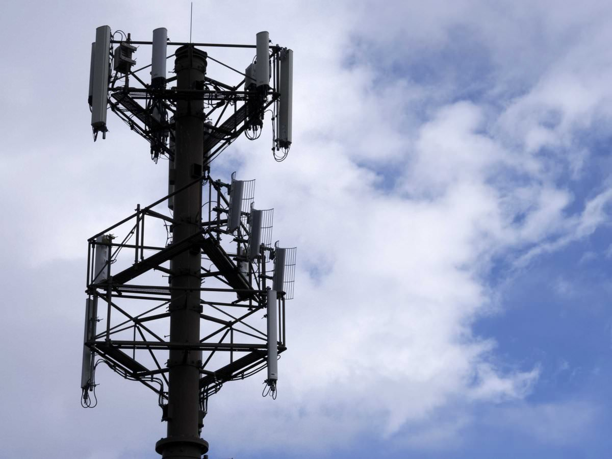 radio waves that intercept the most secure of networks