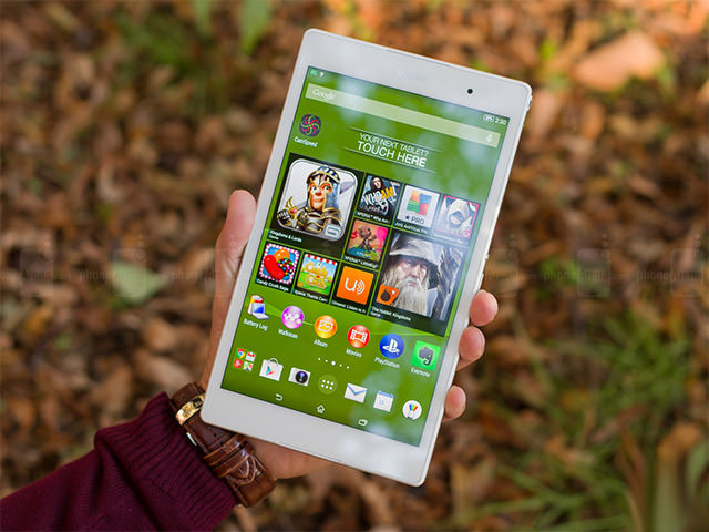 xperia z3 tablet thin