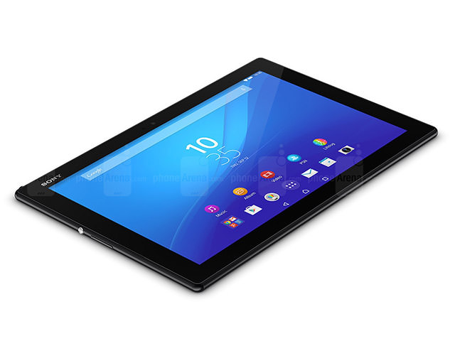xperia z4 tablet thin