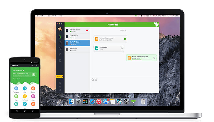 Android in Mac OS X 3