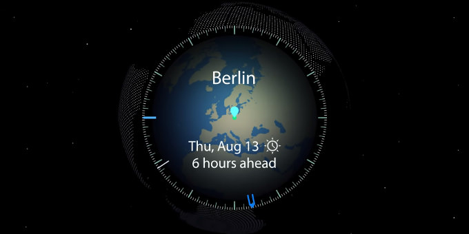 Samsung Gear S2 promo focuses on the UI of the smartwatch 2
