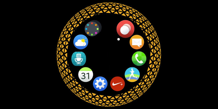 Samsung Gear S2 promo focuses on the UI of the smartwatch 4
