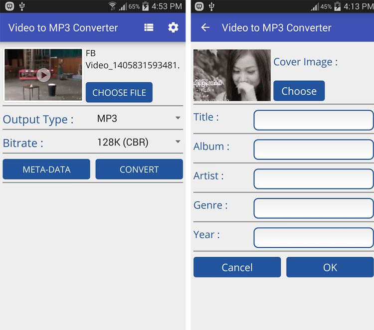 Video to MP3 Converter2
