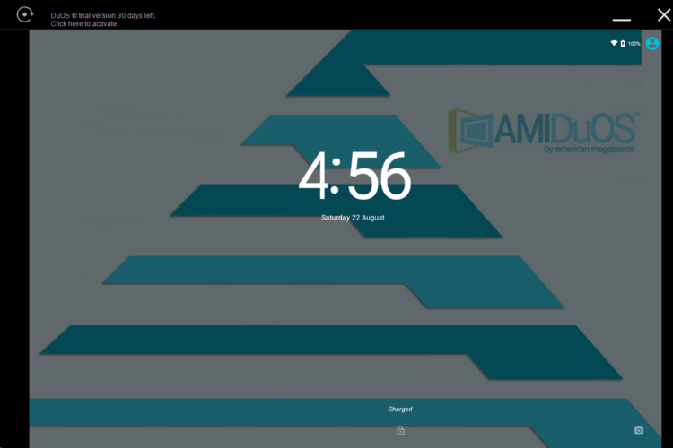Launch AMIDuOS 1600x1200