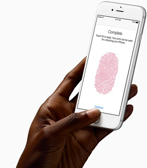 touch id small