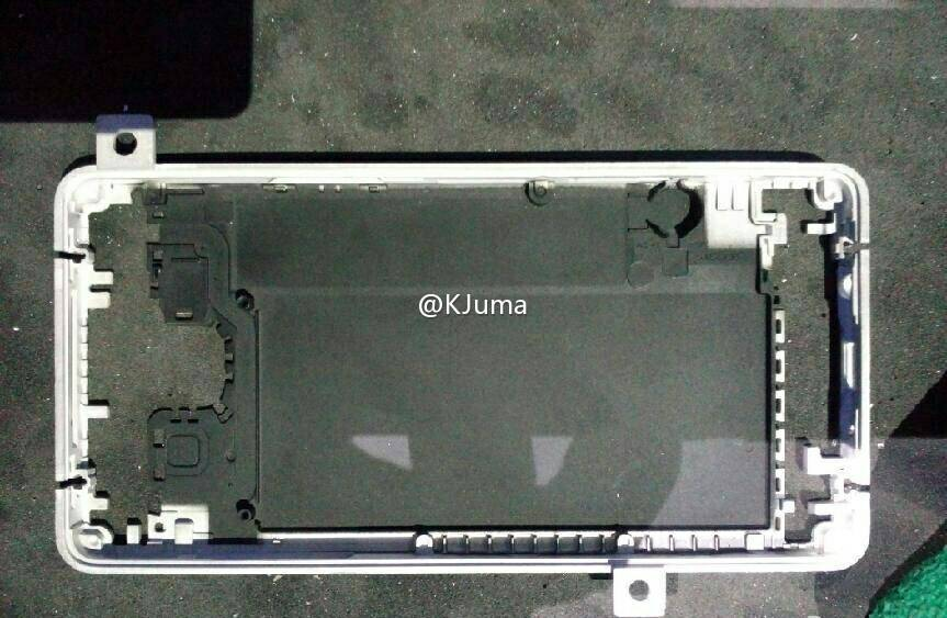Meizu ME5 leaked chassis 1