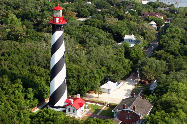 the st augustine light
