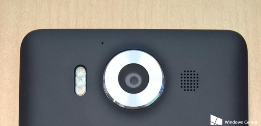 Triple LED flash is also coming with the Lumia 950.jpg