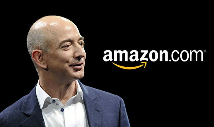 Jeff BezosCEO Amazon