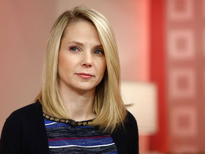 marissa mayer was a grocery store clerk
