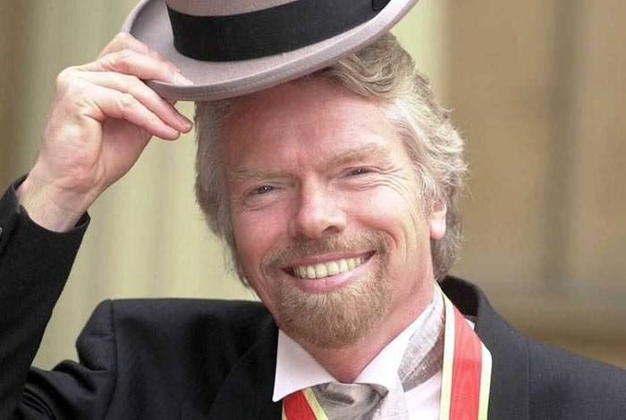 richard branson was abreeder