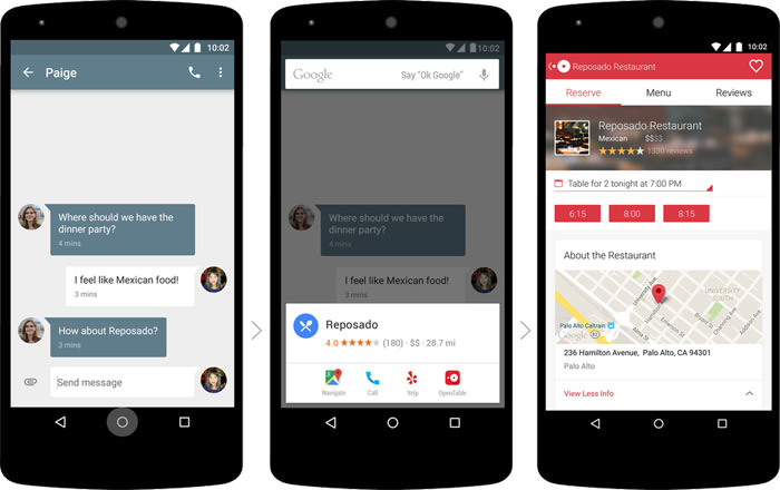 google now now on tap