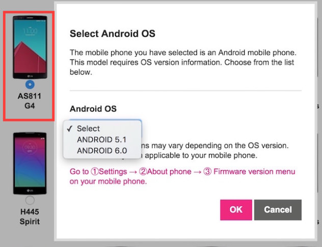 LGWorld.com says Android 6.0 is coming to only the LG G3 and LG G4