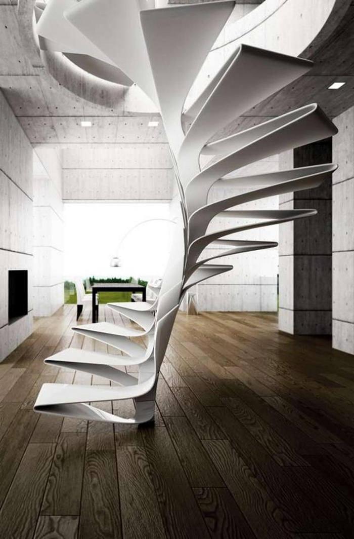 طراحی پلکانهای مدرن