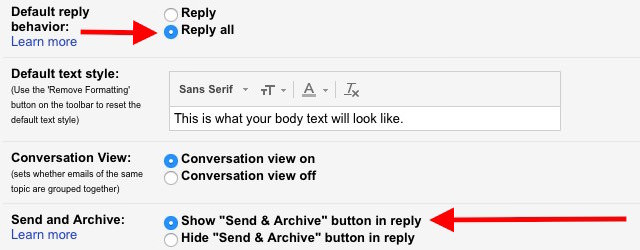 gmail reply settings 640x250