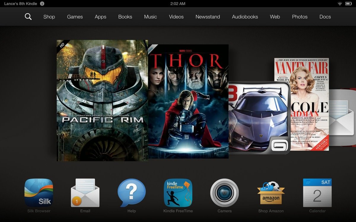 Kindle-Fire-HDX-89-Homescreen-Carousel
