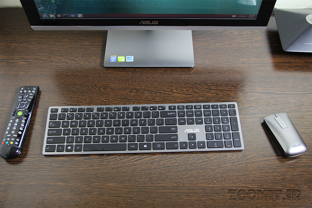 Asus AIO Keyboard Mouse