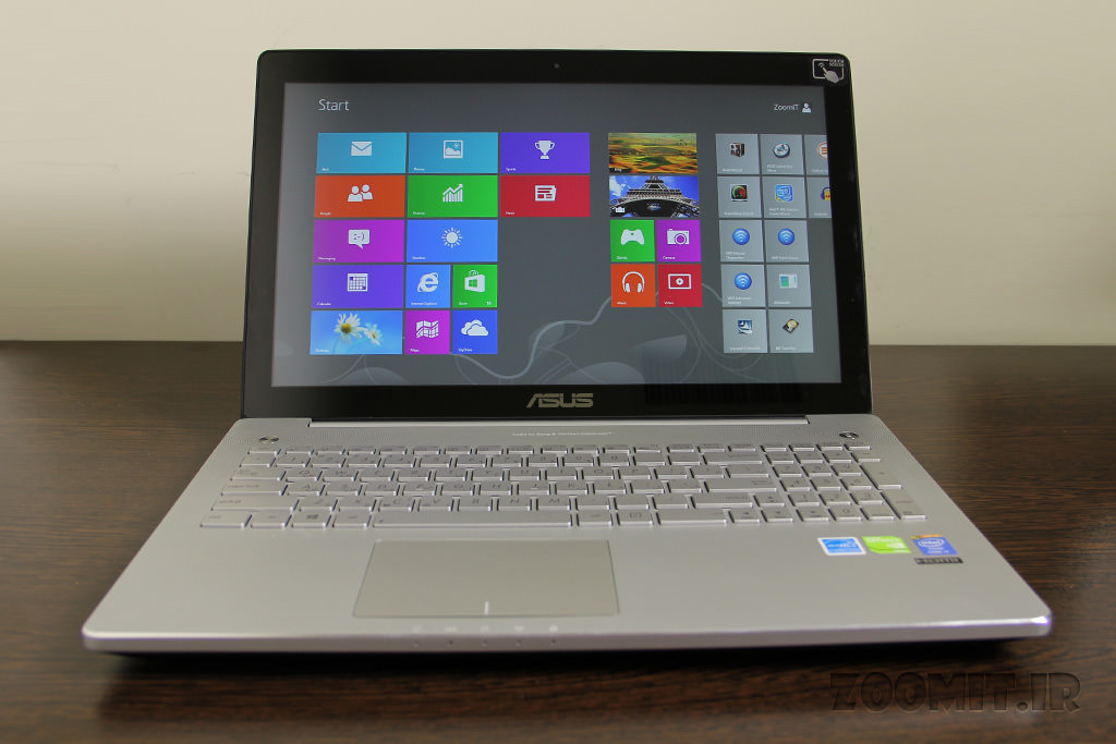 windows 8 asus laptop