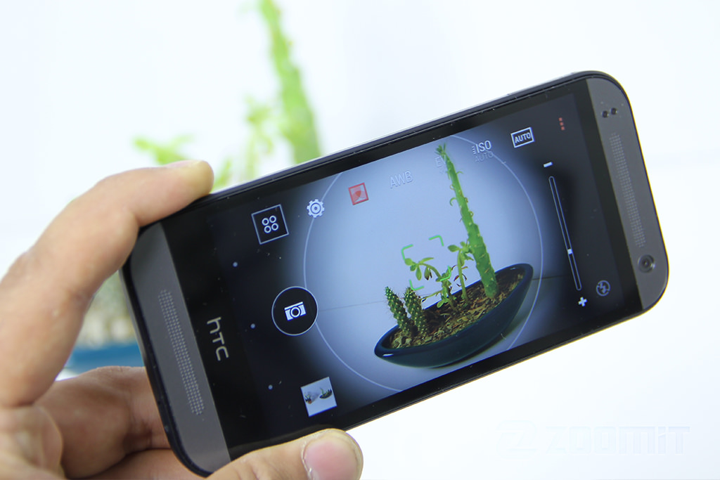 HTC One M8 mini Display