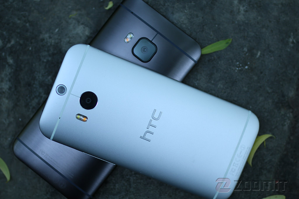 HTC One M9 vs One M8 Camera