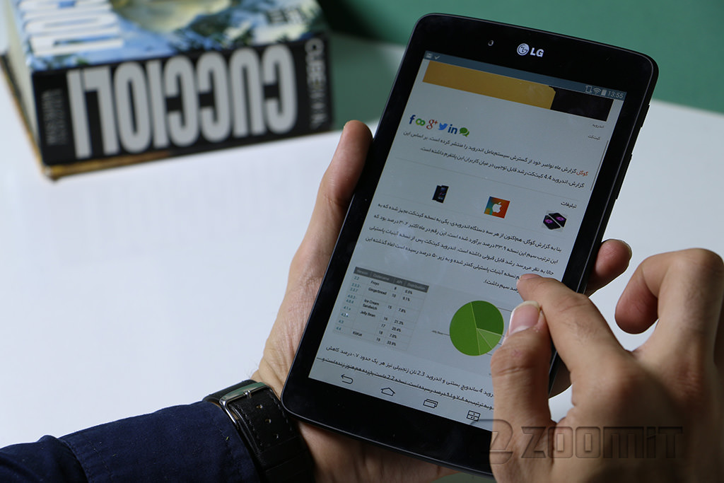 LG G Pad 10.1 & 7.0 Review