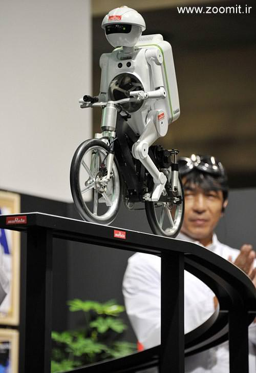 cycling_robot