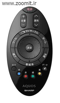 sharp-portabletv-remote