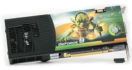 GeForce 9800 GX2