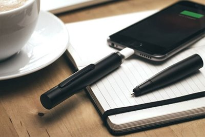 Power Pen: قلم یا پاوربانک؟