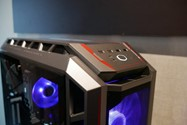 mastercase h500p mesh phantom gaming edition و masterbox k500